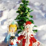Горелышева Алина 10 лет Новогодняя сказка