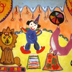 Мосин Алёша 6 лет Весь вечер на манеже
