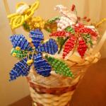 Новиков Артём  12 лет Корзинка с цветами