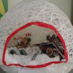 Семья Морозковых  Волшебный новогодний шар