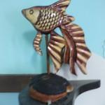 Старцев Александр 15 лет Золотая рыбка