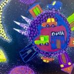 Шабанова Дана 8 лет Моя планета