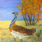Петухов Ян 12 лет Важная птица