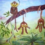 Головяшкин-Тимофей, 8 лет Соседи по планете