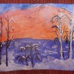 Никитина Милена 7 лет Зима